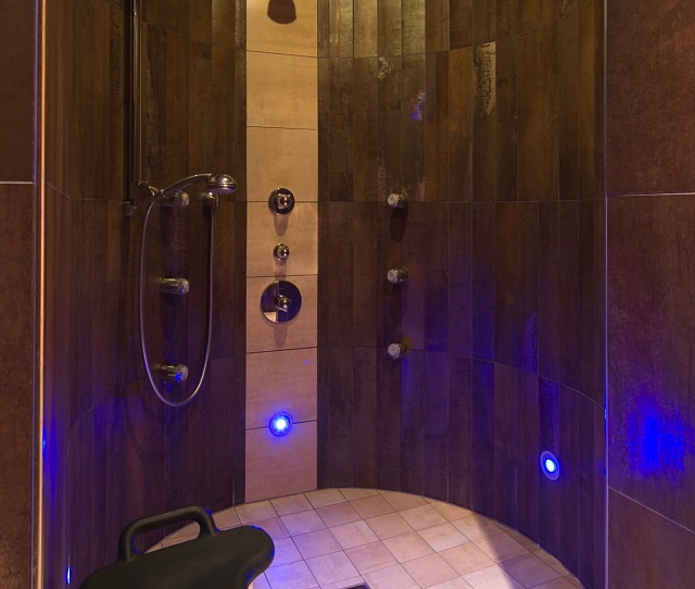 Wellness shower Bräuwirt